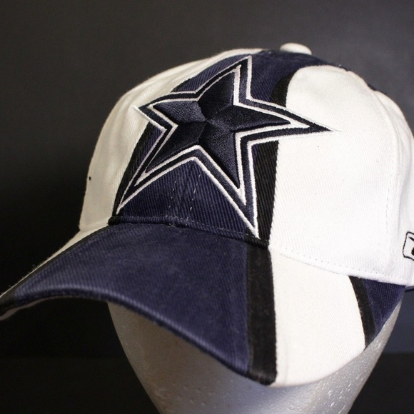 Dallas Cowboy Hat Baseball Cap Retro Strapback. M 5bfe2ba0aa87707959ef05ea 224114d71336